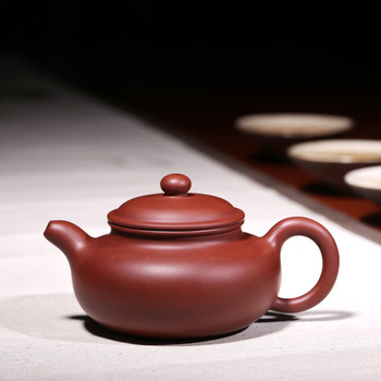 Yixing are recommended by the manual archaize ceramic tea-pot teapot kung fu tea set gift custom wholesale