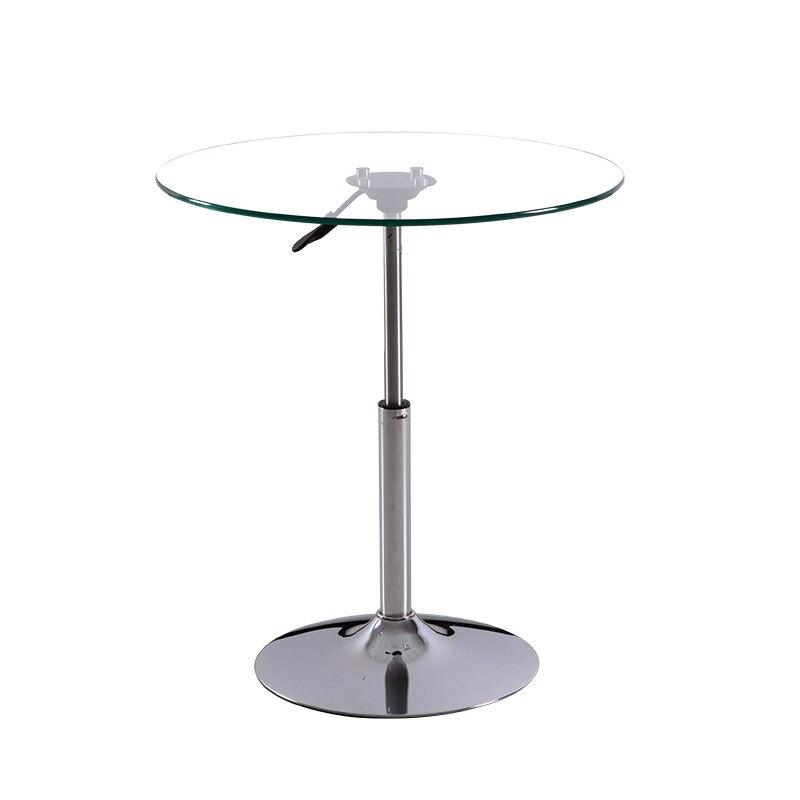 Tavolo Vetro Rotondo Ikea.Ikea Elegante Semplicita Piccolo Tavolo Rotondo Di Vetro Di Vetro