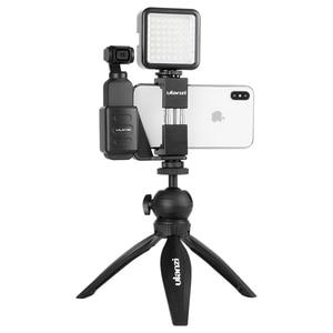 Image 4 - Ulanzi OP 1 Osmo Pocket Accessoires Mobiele Telefoon Houder Mount Set Vaste Stand Beugel voor Dji Osmo Pocket Handheld Camera S
