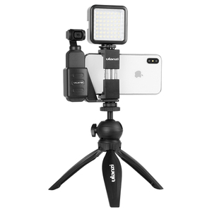 Image 4 - Ulanzi OP 1 Osmo Pocket Accessories Mobile Phone Holder Mount Set Fixed Stand Bracket for Dji Osmo Pocket Handheld Cameras
