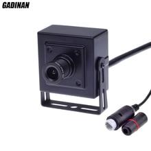 ONVIF 2.0MP 1080 P DSP (Hi3516C) + SC2035 3-МЕГАПИКСЕЛЬНОЙ 3.6 мм Объектив H.264 Крытый Securiy Сеть P2P POE Mini Ip-камеры