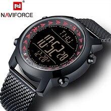 NAVIFORCE Watch Men Digital Waterproof Watches
