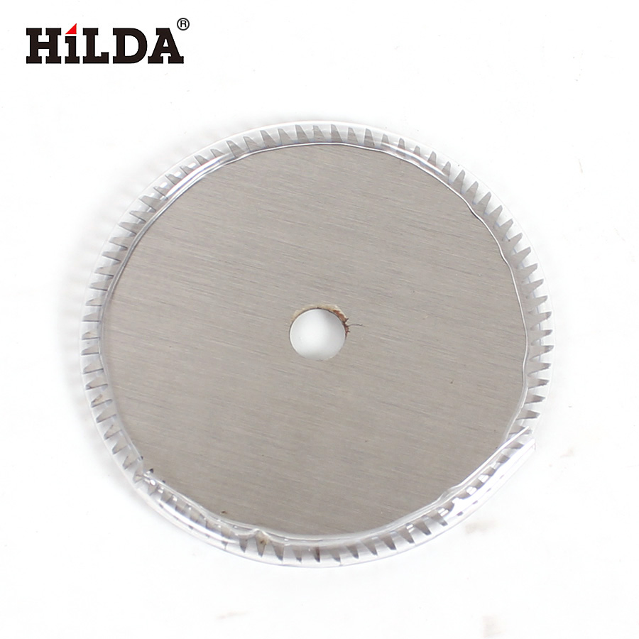 HILDA Mini Circular Saw Blade 80 T for Wood Cutting Power Tool Accessories circular saw blade mini saw 10 254mm diameter 80 teeth tools for woodworking cutting circular saw blade cutting wood solid bar rod free shipping