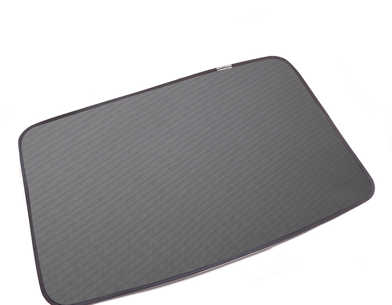1pcs voor Tesla Model S Dak Zonnescherm Auto Dakraam Achter Dakraam Blind Shading Netto - 4