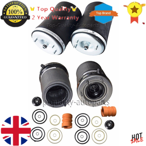 Image 1 - AP03 4PCS Front Rear Left Right Air Suspension Spring For BMW X5 E53 2000 2006 37116757502 / 3711676144 37116757501 37126750355