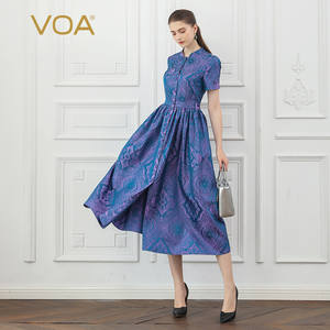 VOA Shirt Dress Shor...