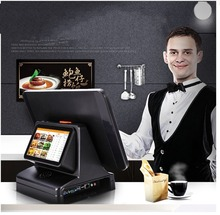 "badgleymischka 15.6"" capacitive terminal/pos system one/android all in one pos"