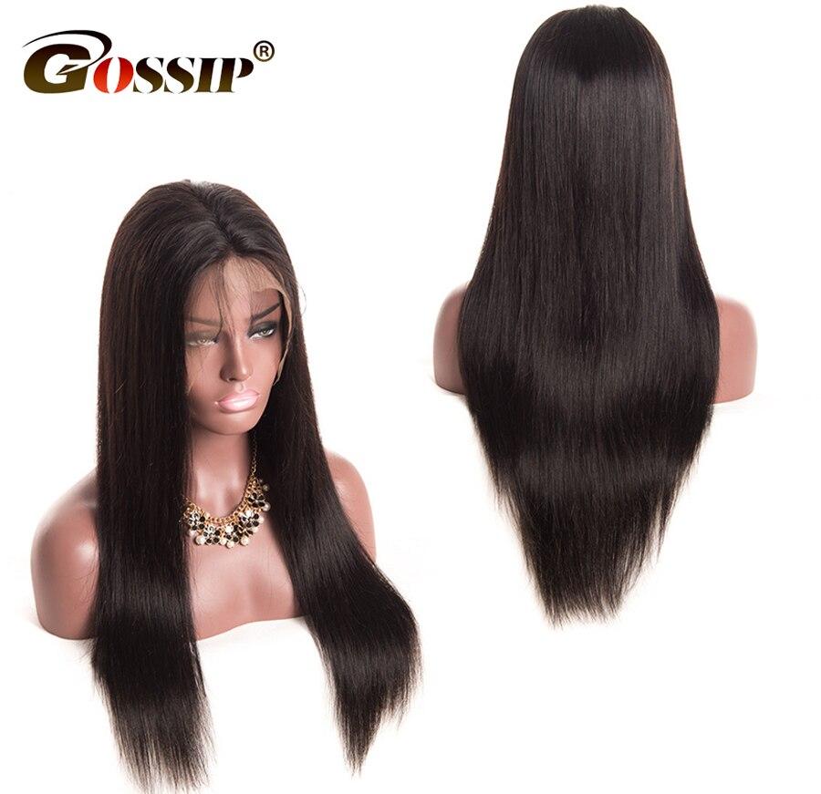Сплетница 360 Синтетические волосы на кружеве al парик предварительно сорвал с для волос бразильский Прямо Синтетические волосы на кружеве н...