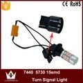 Ночь Господь 1 BulbCanbus LED Поворота Передний SignalsT20 WY21W 7440 LED С 25 Вт Резистор предотвратить лампы мерцание [купить 5 Получить 1 Бесплатно]