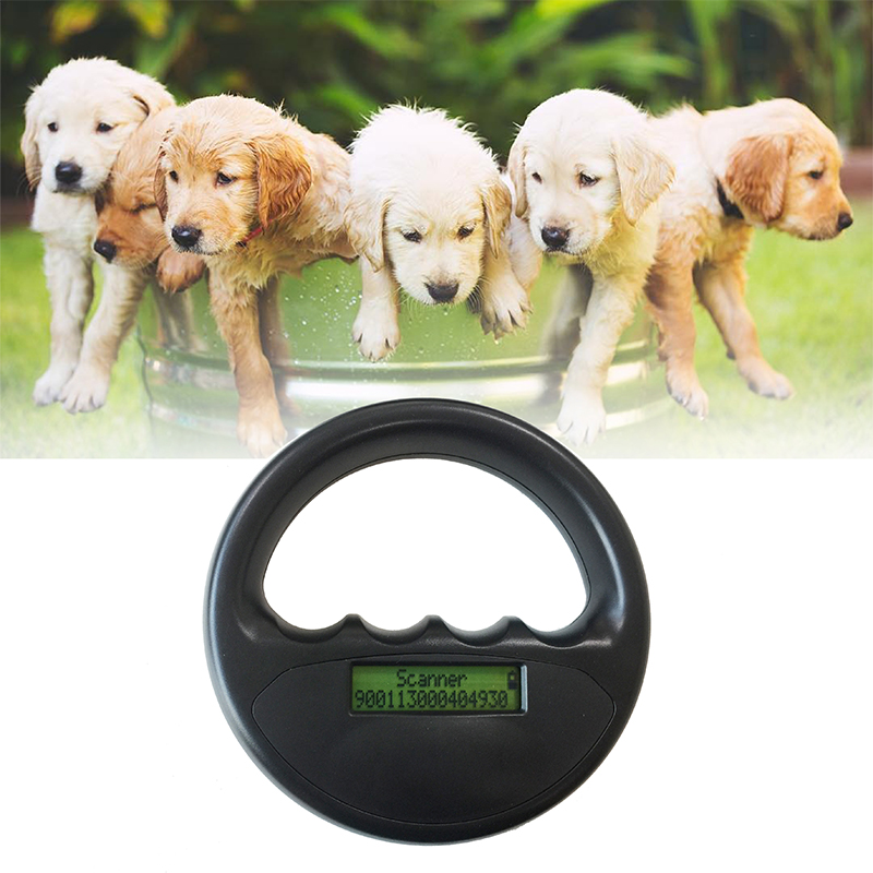 FDX-B,FDX-A Veterinaria Pet Microchip Scanner Cats And Dogs Chip Glass Tag Rfid Identification