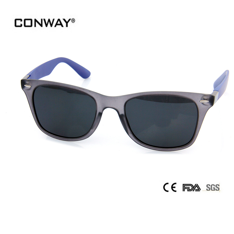53e1ccf139 Conway moda PC polarizadas Gafas de sol marca Sol Gafas rb4195 mujeres Polaroid  lentes grises Gafas gafas de sol pc00202