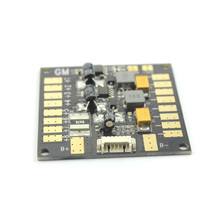 F14589 Multifonction Carte de Distribution de Puissance 5.3 V BEC pour 4-6 S Batterie Double 12 V Sortie FPV RC Multicopter ESC Moteur APM Cardan