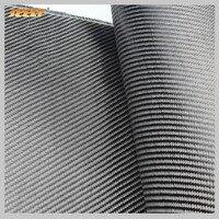Jeely 3 K 2/2 углеродного волокна 45 градусов ткань саржевого переплетения 200 г/м2 0,28 мм Толстая ткань углерода для автомобиля спойлер здание 1 м ши...