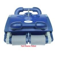 ICleaner 120 бассейны очиститель робот, Авто пылесос для бассейна с 30 м кабель, восхождение на стену, дистанционное управление, Caddy корзину