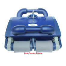 ICleaner 120 Swimming Pool Cleaner Robot, Auto Pool Vacuum Cleaner With 30m  Cable,Wall Climbing,Remote Control,Caddy Cart