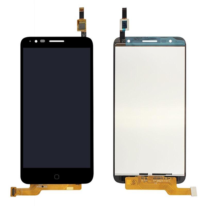 ЖК дисплей сенсорный экран дигитайзер стекло Replaement для Alcatel Pop 4 Plus 5056 5056D OT5056 ЖК дисплей сенсорный экран в сборе