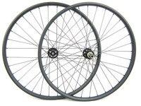 Bicicletas горный велосипед 29 углерода колеса прямо тянуть концентраторы Jook HubSymmetry или асимметрия 29er MTB Колесная 30 мм Глубокий бескамерные