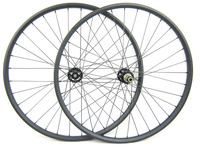 Bicicletas Mountain Bike 29 Carbon Wheels Straight Pull Hubs Jook HubSymmetry or Asymmetry 29er MTB Wheelset 30mm Deep Tubeless