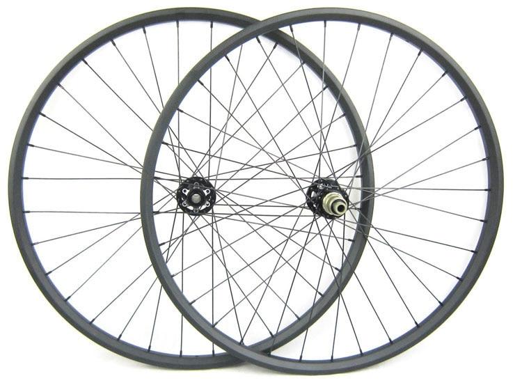 11fcba40a03 Bicicletas Mountain Bike 29 Carbon Wheels Straight Pull or Jook Hub  Symmetry or Asymmetry 29er MTB Wheelset 22mmx30mm Tubeless