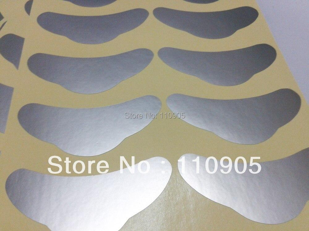 90 пар наращивания ресниц Pad, под глазами Нашивки, ресницы apds, бесплатная доставка