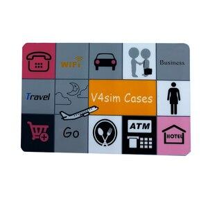 Image 5 - SIM Card Adapter set & NANO SIM Card Holder Case with phone Pin needle  Quality sim ,Converter set for nano micro sim card