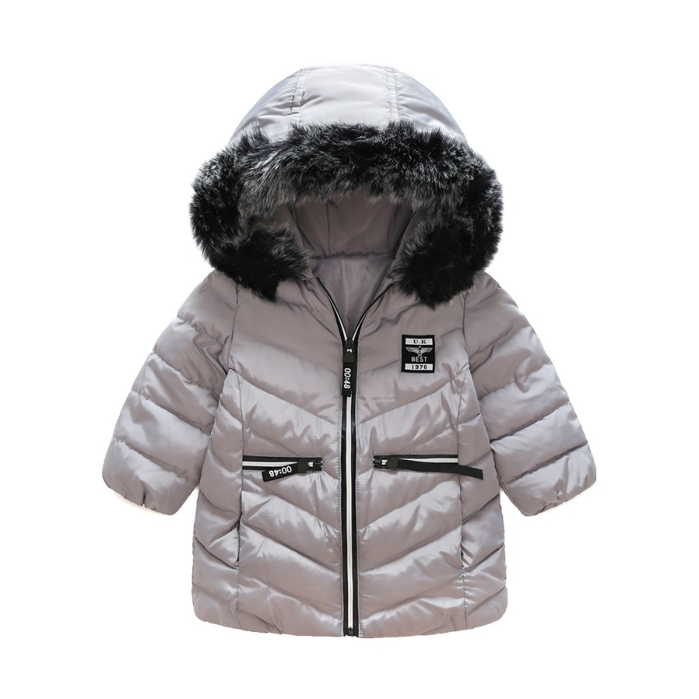 2018 New Brand Fashion Winter Jackets Baby Girls/Boys Clothing Hooded Zipper Down/Parkas Teenagers Outerwear Kids Clothes/coats brand fashion new 2016 winter children down & parkas girl s hooded jackets print character outer wear clothing