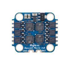 IFlight 23x21mm SucceX מיקרו 12A V1.2 2 4S 4 ב 1 ESC(M3 חור) פרוטוקול PWM/oneshot125/multishot/dshot150/300/600 עבור FPV מזלט