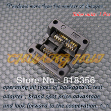 2-bit SOP8 OTS-20-1.27-01 SOP20 SOIC20 IC Test Socket / Programmer Adapter