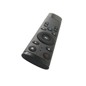Image 4 - Q5เสียงไร้สายAir Mouse 2.4G RF Gyro Sensorสมาร์ทรีโมทคอนโทรลพร้อมไมโครโฟนสำหรับX96 H96 Android TV Box Mini PC