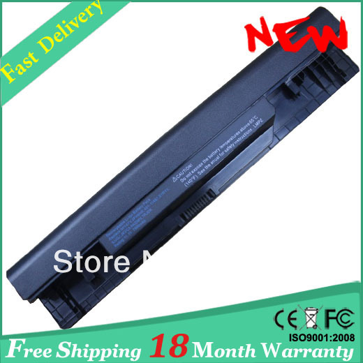 7800mAh Replacement Battery Pack for Dell Inspiron 1464 1564 1764 Laptop Notebook Computers 9cell