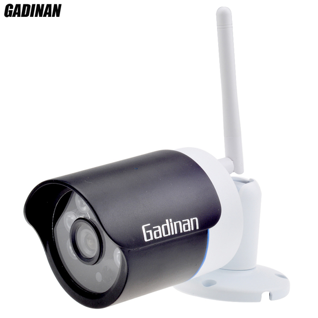 GADINAN WIFI IP 720P 960P 1080P SONY IMX322 Ultra Low Illumination IP CameraSecurity Camera IP Wireless Outdoor Mobile Detection