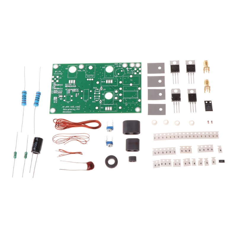 High Quality 45W SSB AM Linear Power Amplifier CW FM HAM Radio Transceiver Shortwave DIY Kit
