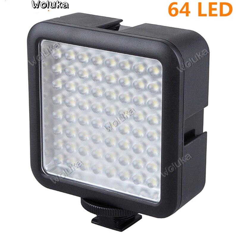 Godox-64-LED-Video-Light-for-DSLR-Camera-Camcorder-mini-DVR-as-Fill-Light-for-Wedding