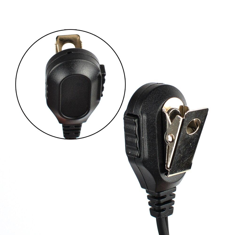 HYS BF-G01 2 pinK ham radio Earpiece Two Way Radio earphone Noise Clear tone quality Earpiece forWOUXUN KG-669 KG-679