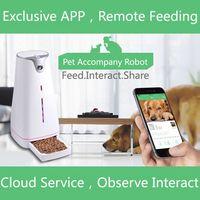 تسليم سريع التلقائي تغذية الحيوانات آلات ذكية مع مصدر ضوء lcd الموقت الإلكترونية عالية الجودة 3 المعايير