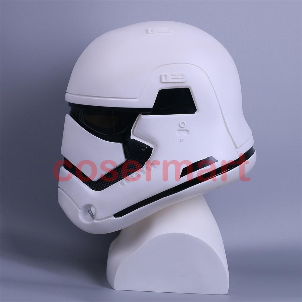 Star Wars The Force Awakens Stormtrooper Deluxe Helmet Adult Party Halloween Mask (2)