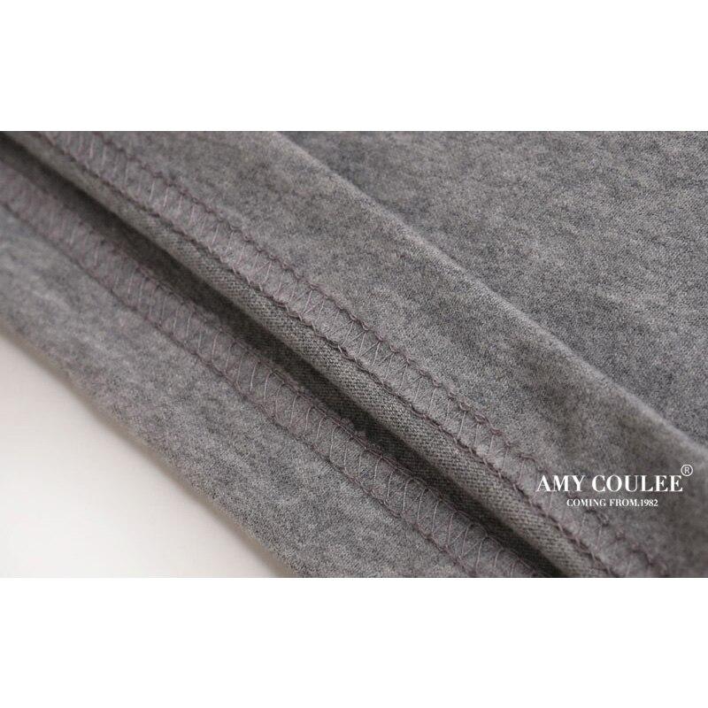 Classique De T Qualité V Marine 100 Hommes Couleur Set Style Femmes Haute 3 Coton En shirt Solide 1 Manches Plein Noir Darkgray cou Confort 7qwHqpR