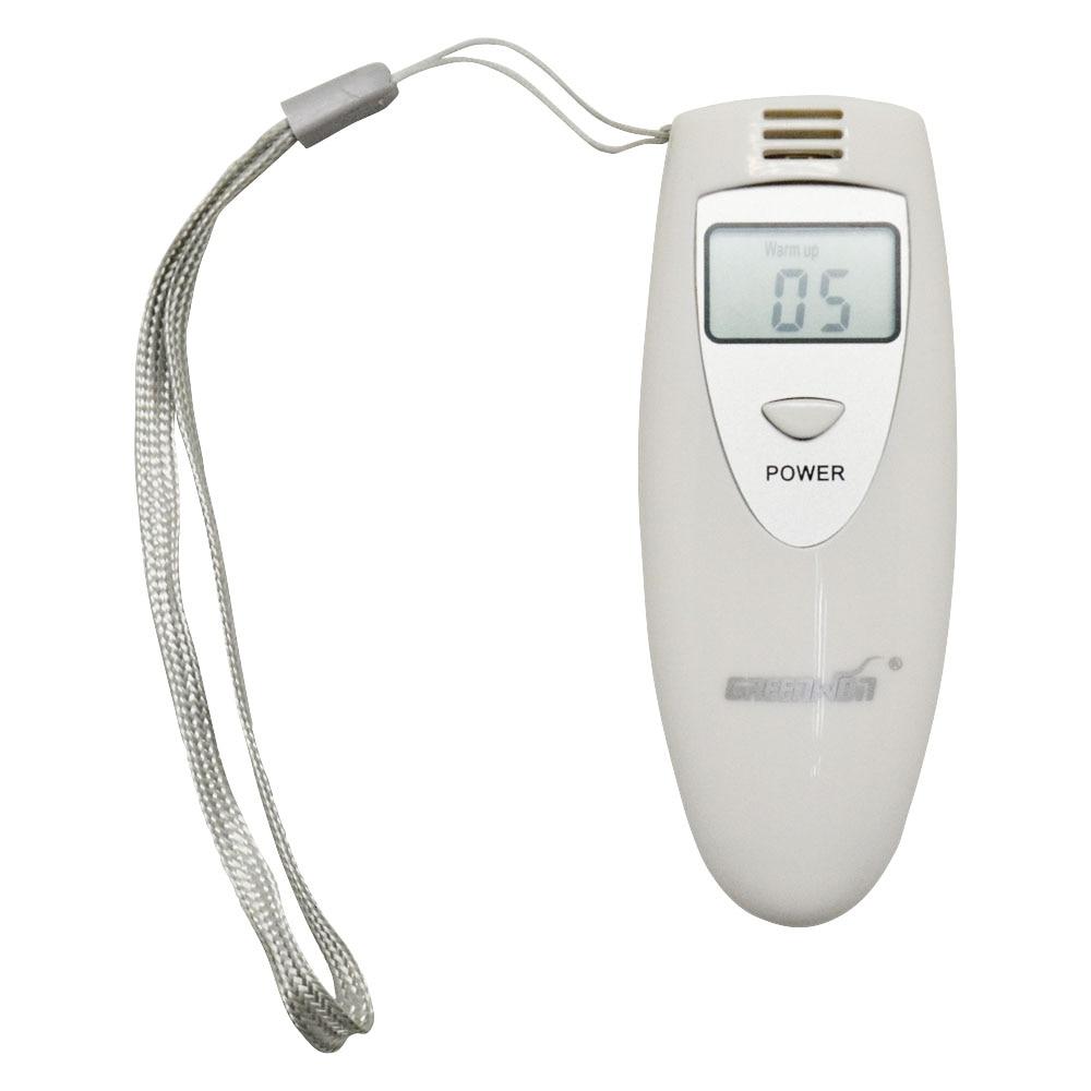 KETONE 6387A Digital Alcohol Detector Breathalyzer 1