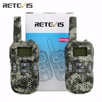A Pair Children Walkie Talkie Retevis RT33 Portable Radio Communicator 8CH 0 5W PMR446MHz Amateur Radio