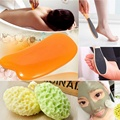 Makeup Set Body Gua Sha SPA Body Relaxation Tool Wood Foot Rasp Pedicure Dead Skin Care Feet Facial Sponge Cleansing Bath Shower