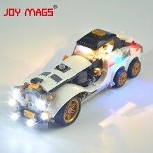 JOY MAGS Led Light Kit (Only Light) For Batman Movie The Penguin Arctic Roller Penguin Light Set Compatible With 70911