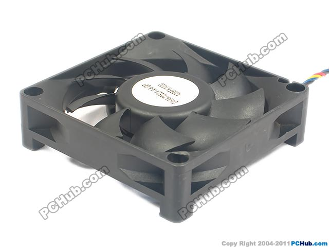 Emacro Cooler Master FA07015L12LPB Server Square Cooling Fan DC 12V 0.25A 70x70x15mm