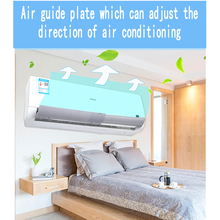 air conditioner  airco cleen cover filter condition prevent direct-inflation universal