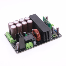 Assemble IRS2092S HiFi Class D Amplifier Board 1000W Mono High Power Amplifier Board New