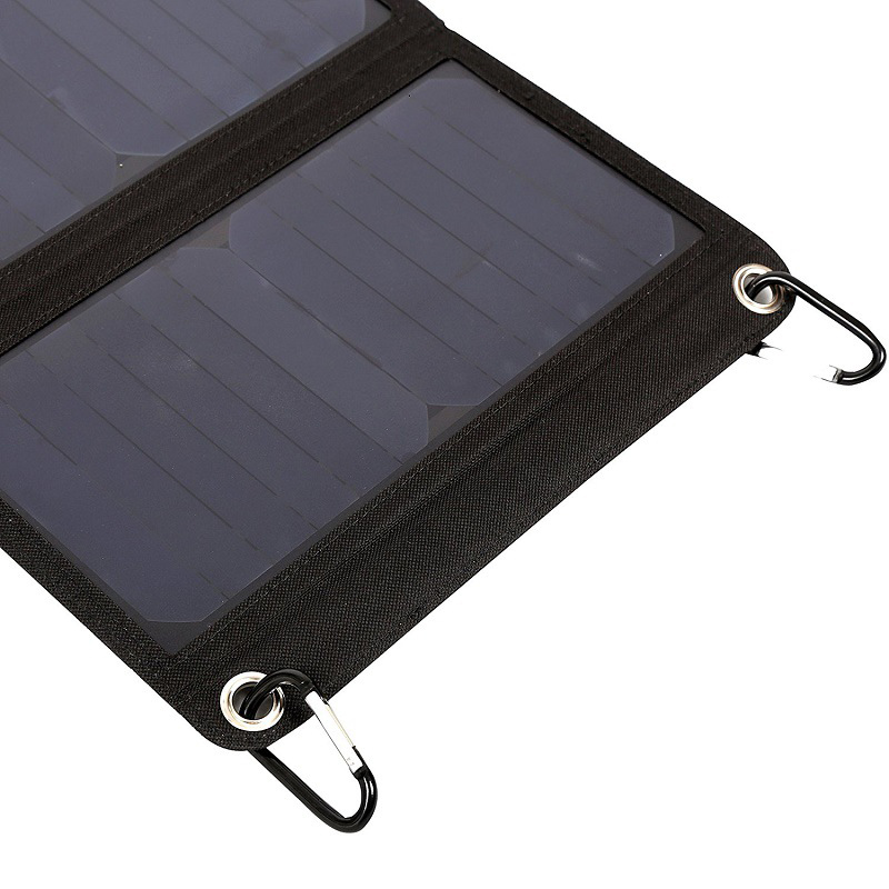 Solar Charger Waterproof Foldable Dual USB Ports Solar Battery Charger for Phone Tablet C55K SaleSolar Charger Waterproof Foldable Dual USB Ports Solar Battery Charger for Phone Tablet C55K Sale