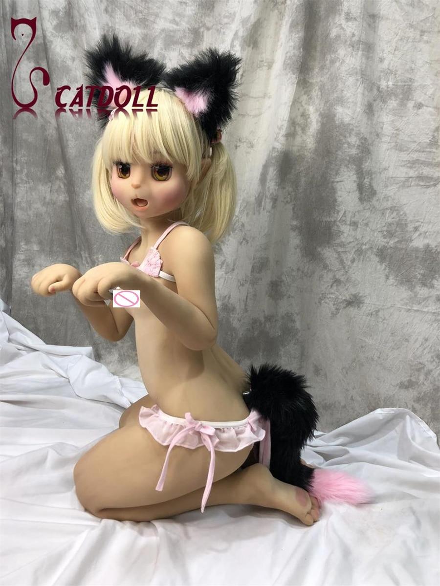 Top quality CATDOLL Li 100cm sex doll,anime sex dolls for men,furry mini sex doll big ass realistic ,CD-025