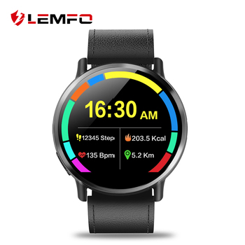 LEM X Android 7.1 Luxury Smart Watch / 4G LTE