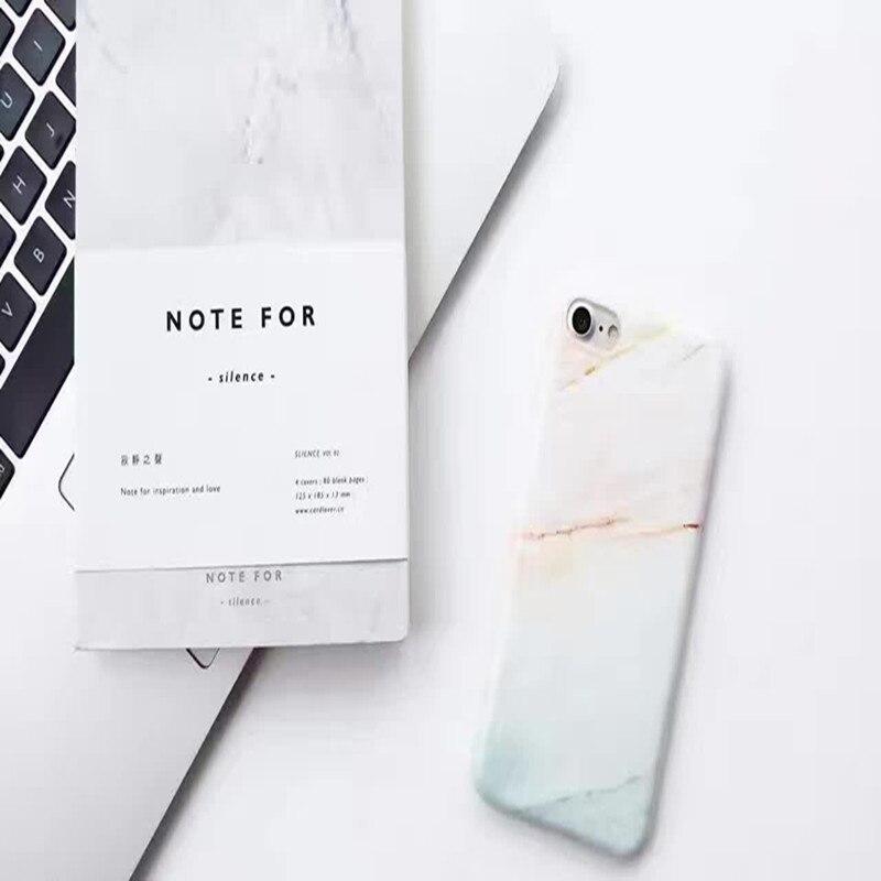 Vente de mode granit gommage corail marbre étui pour iphone 6/6 S Plus coques de téléphone de luxe doux IMD Capa granit couverture arrière coque