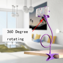 360 Degree Rotating Flexible Phone Holder Stand