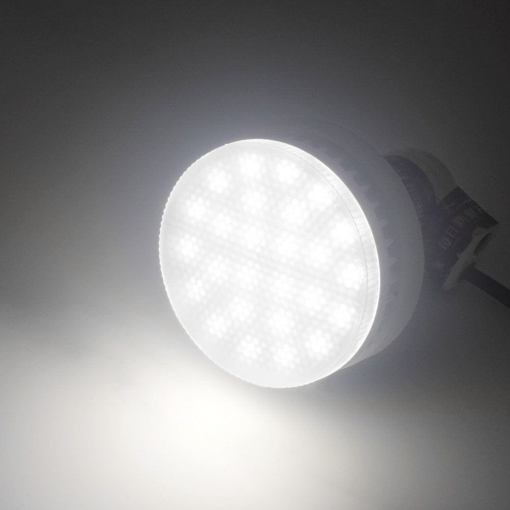 The Cheapest Price 8pcs Gx53 Led Lamp 5w 7w 9w 12w 15w 18w Downlight Ultra Bright Gx53 85-265v Led Bulb Energy Saving Gx 53 Lampada Led Spotlight Lights & Lighting